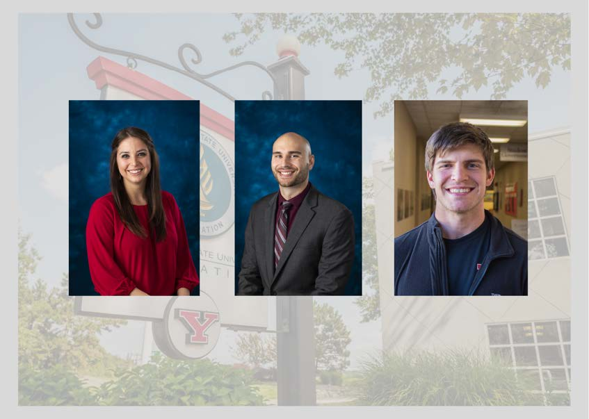 YSU Foundation announces staff changes and new team member