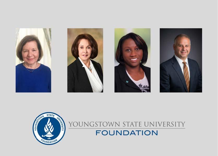 YSU Foundation Announces New Trustees