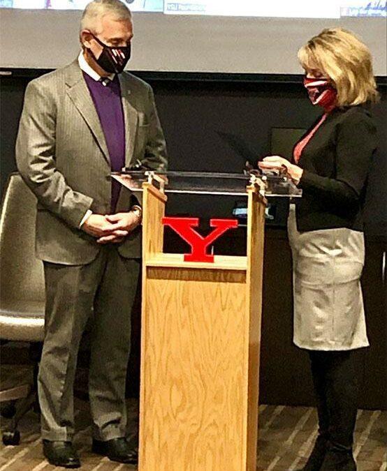 YSU Foundation trustees establish Tressel Endowed Chair in Leadership