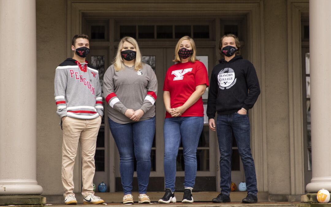 New Scholarship for Honors College Students Named at YSU